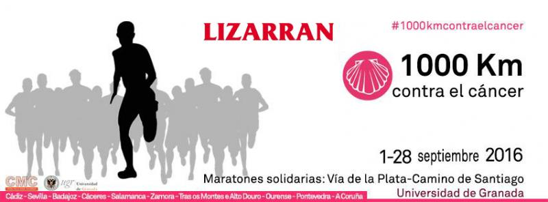 lizarran 1000km contra cancer