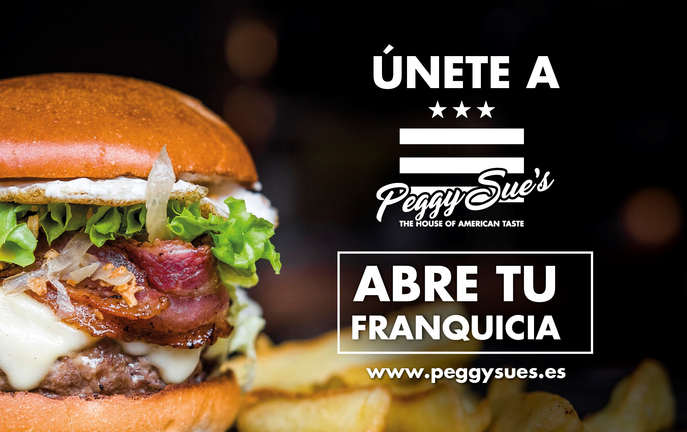 Peggy Sue´s franquicias