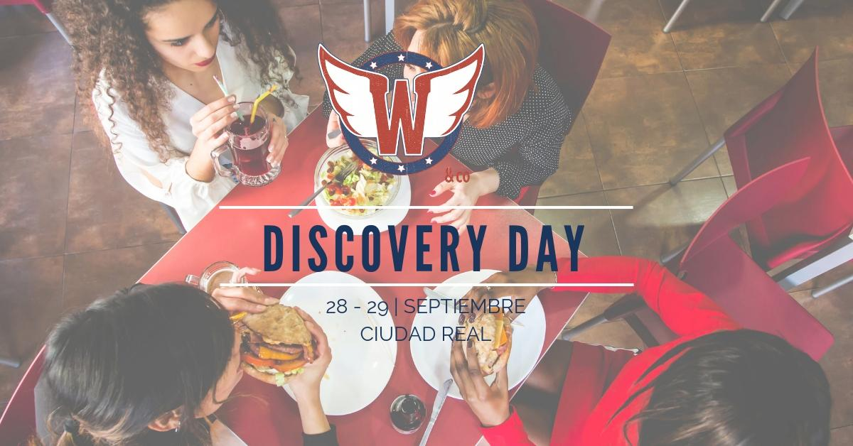 Discovery Day Ciudad Real