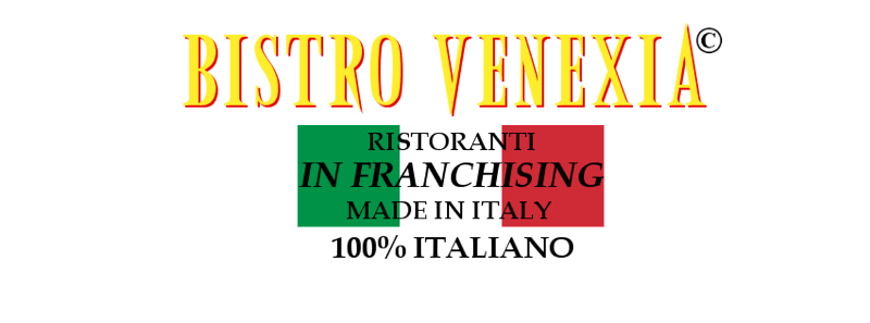Bistro Venexia restaurantes 100% italiano made in Italy